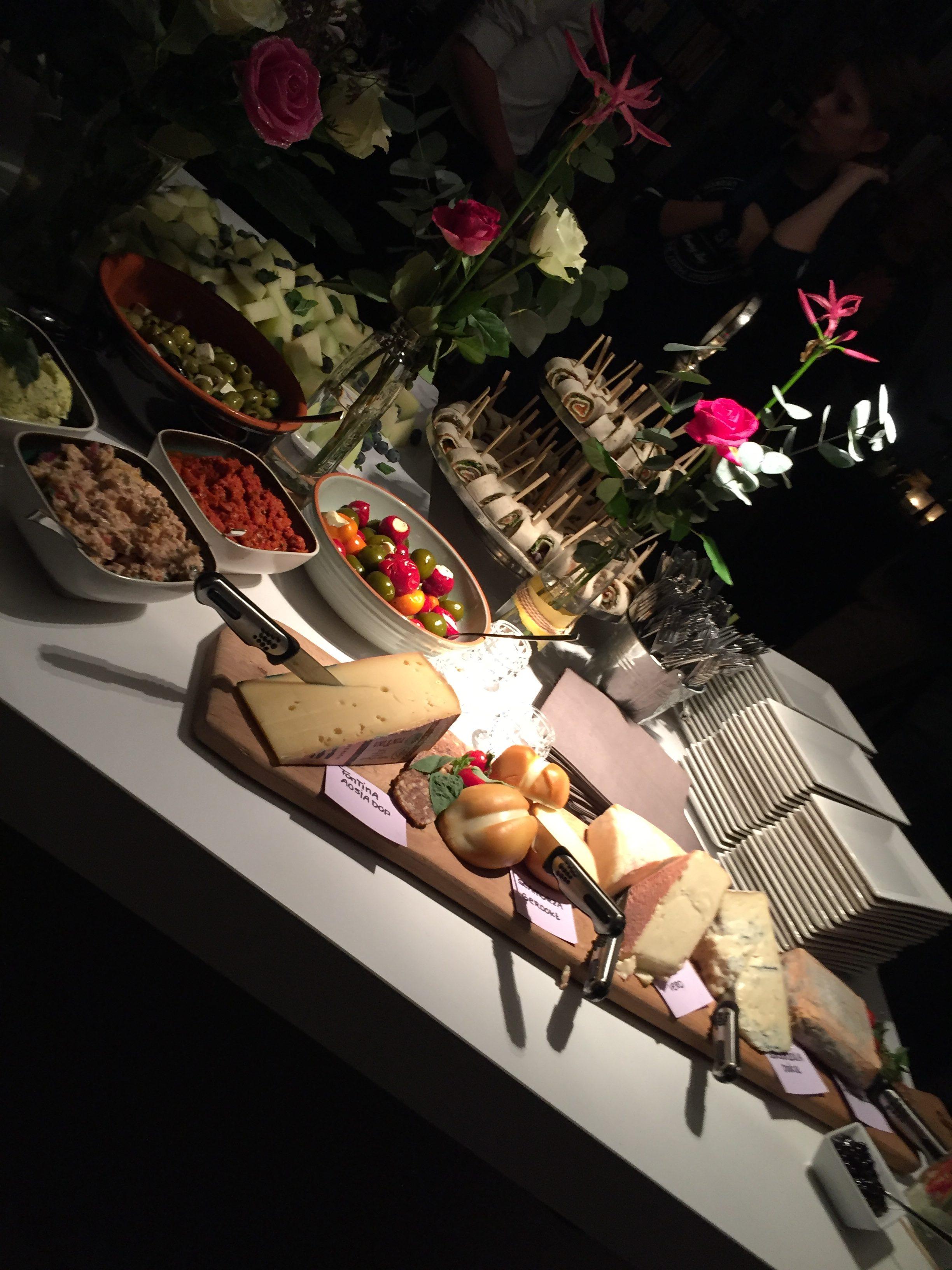 borrel buffet