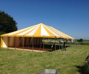 Tuinfeest tent 150m2 (2)